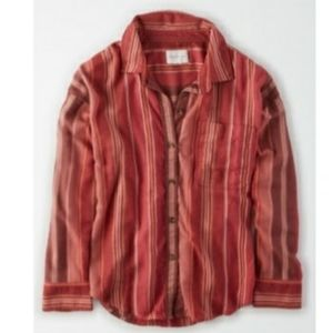 AE Button Down Flannel